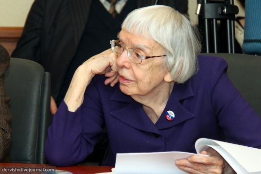 Правозащитница Людмила Алексеева скончалась в возрасте 91 года