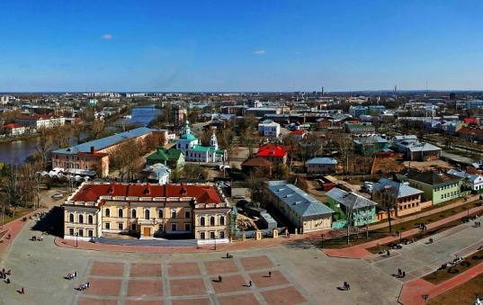 Предложения по внесению изменений в генплан Вологды обойдутся городу в 11 млн рублей