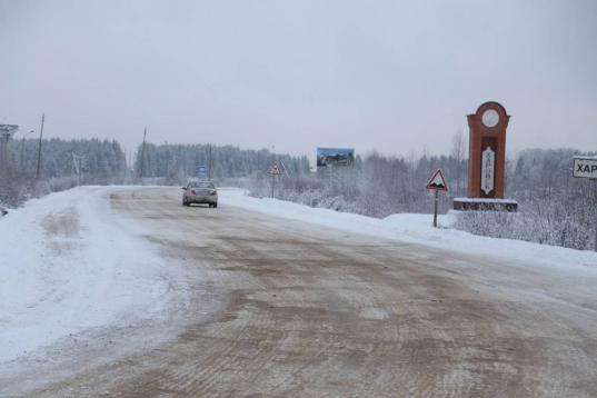 Дорогу «Сокол-Харовск-Вожега» обещают отремонтировать до 2021 года