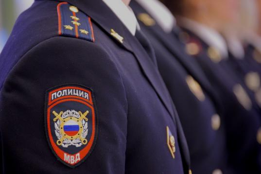 Врио начальника УМВД по Череповцу вместо Валерия Астахова назначили Игоря Егорова
