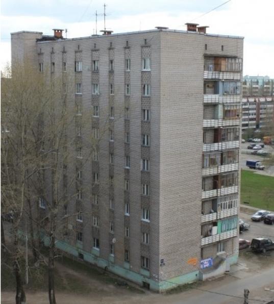В Череповце мужчина выпал с балкона 9 этажа, употребив курительную смесь