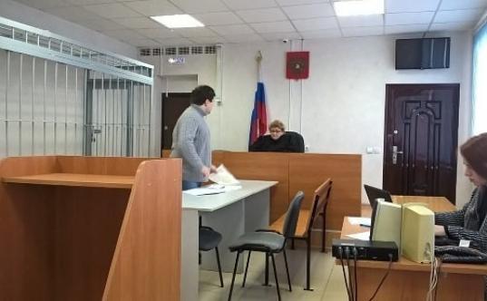 В Вологде алиментщику, уклонявшемуся от обязательных работ, назначили 10 суток ареста