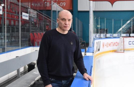 """Новым главным тренером хоккейной """"Северстали"""" назначен Андрей Разин"""