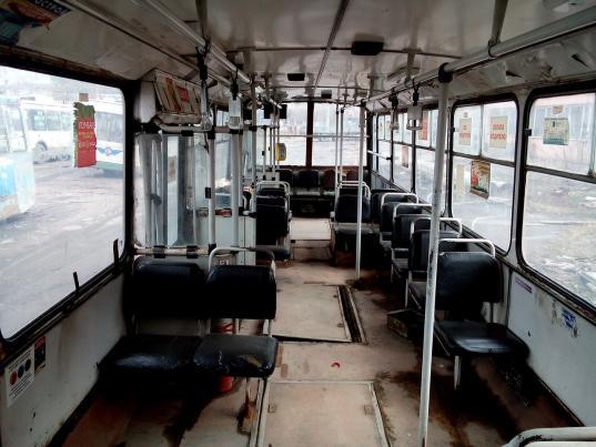 Вологда не получит старые троллейбусы из Москвы