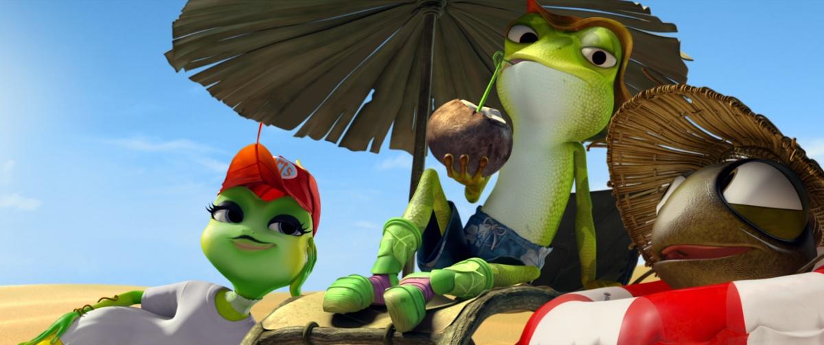 Скачать царевна-лягушка мультфильм через торрент.