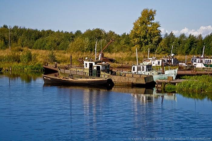 музей лодок в архангельске